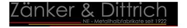 Zänker & Dittrich Logo